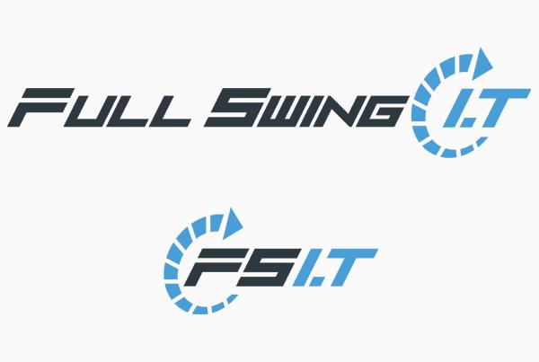 Logo: Full Swing I.T